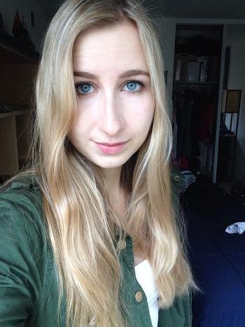 may24 selfie